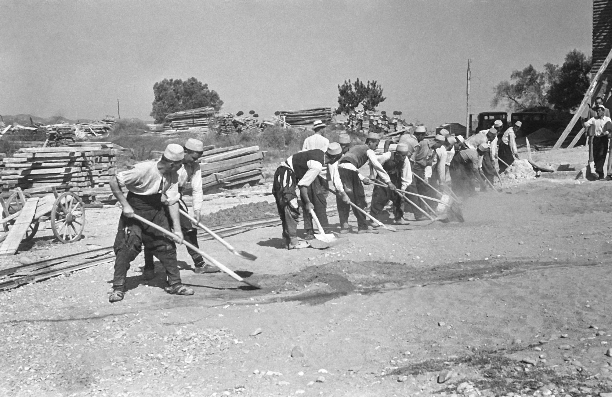Reparto Albania 1939 1943 Archivio Storico Istituto Luce