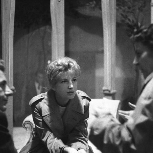 LDV - Durante le prove dello spettacolo I capricci di Marianna - 1958 - Archivio storico LUCE