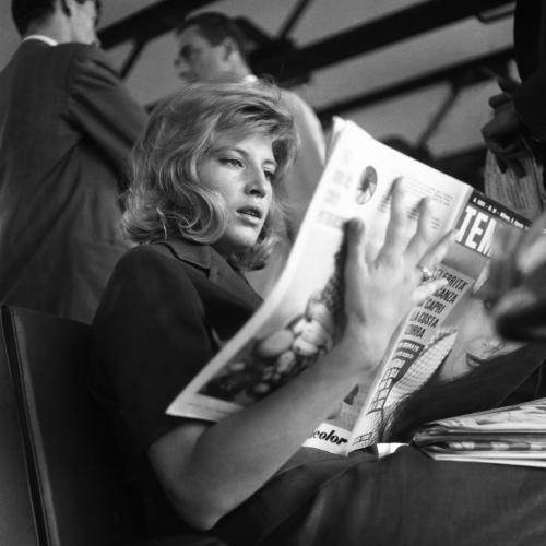 LDV - Monica Vitti - Archivio storico LUCE