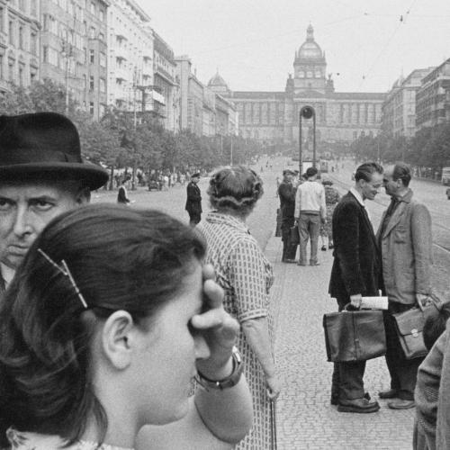 Praga, 1957