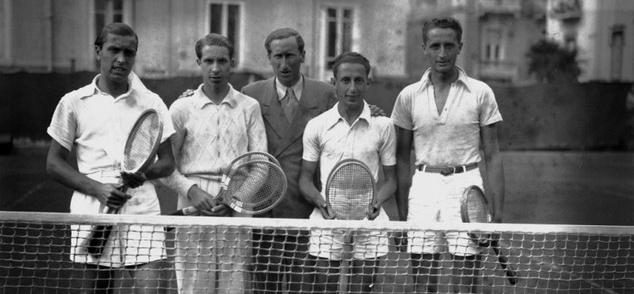 Gli Internazionali d'Italia si svolsero per la prima volta nel 1930