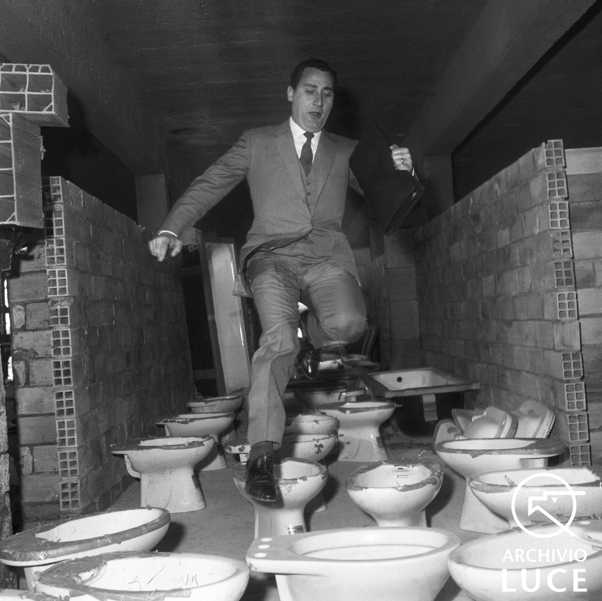 15 giugno 1920. Nasce Alberto Sordi – Archivio storico Istituto Luce