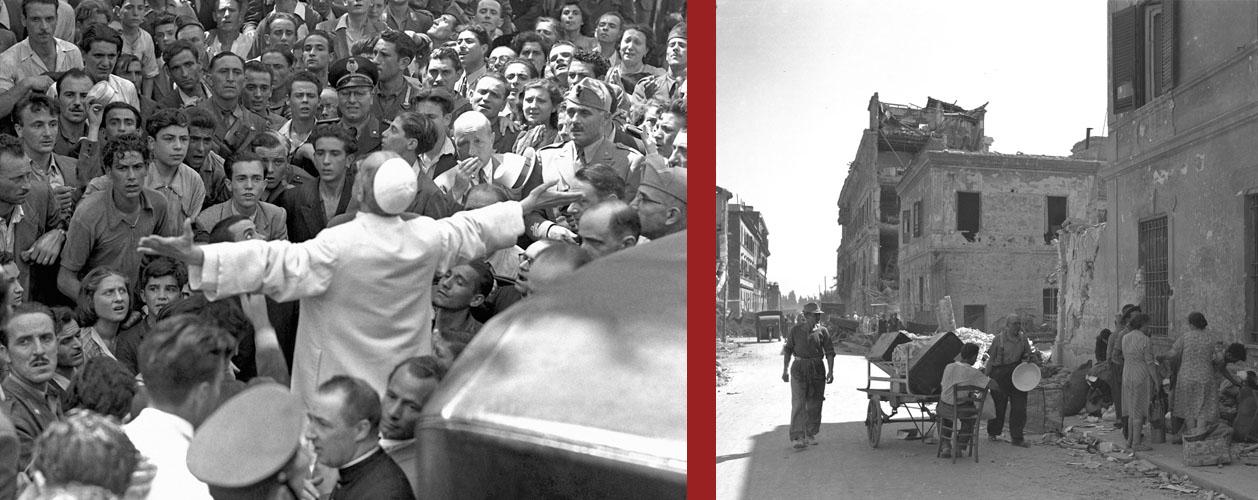 19 luglio 1943 Bombe su Roma