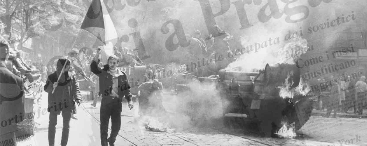 L'inverno sovietico spegne la Primavera di Praga