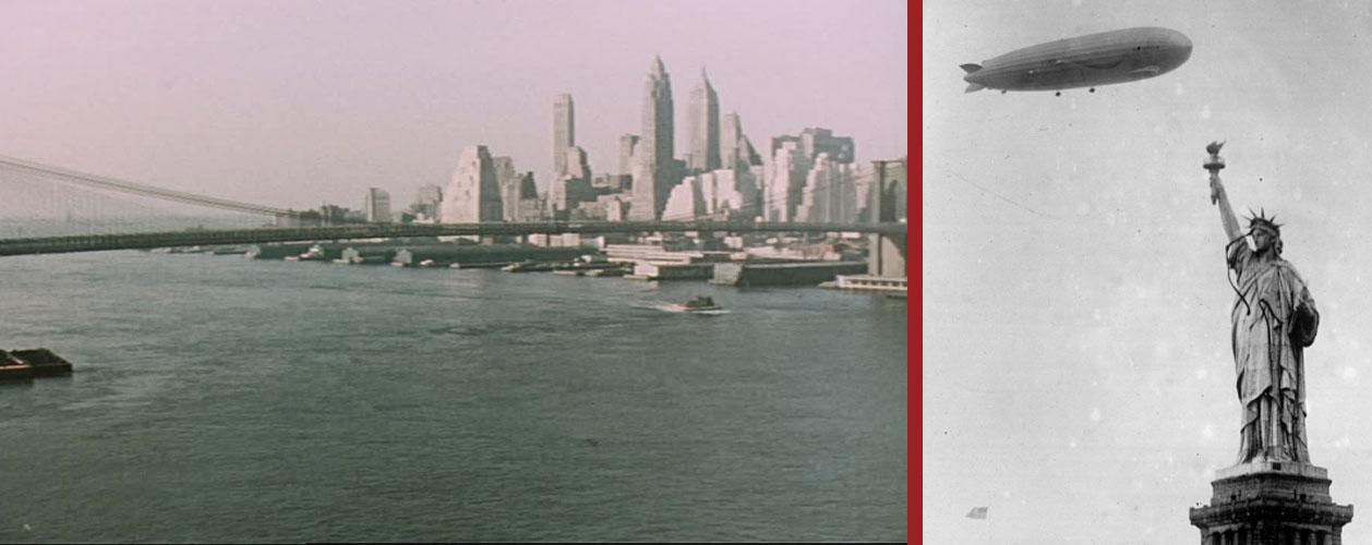 I ritmi e i colori di New York in un documentario di Vittorio Sala del 1957