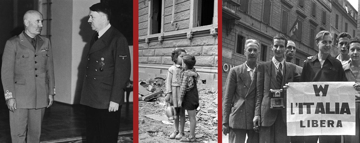 8 settembre 1943: l'Italia apprende che non è più alleata con i nazisti