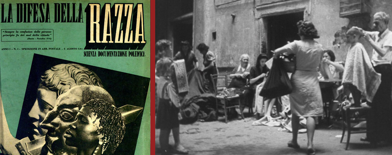 Viaggio nel ghetto di Roma, subito dopo la guerra