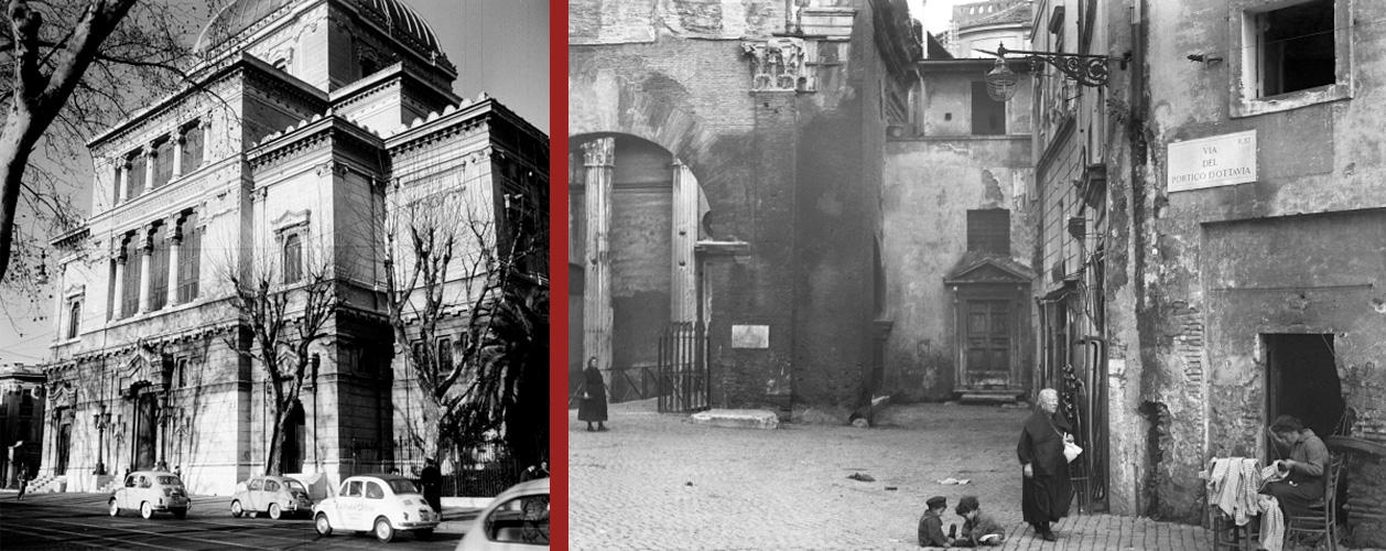 16 ottobre 1943, ghetto di Roma: 1023 ebrei deportati, solo 16 faranno ritorno