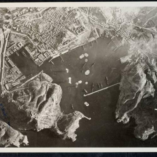 Bombardamenti su Cartagena, primavera 1938 ©Centre d'Història Contemporània de Catalunya)