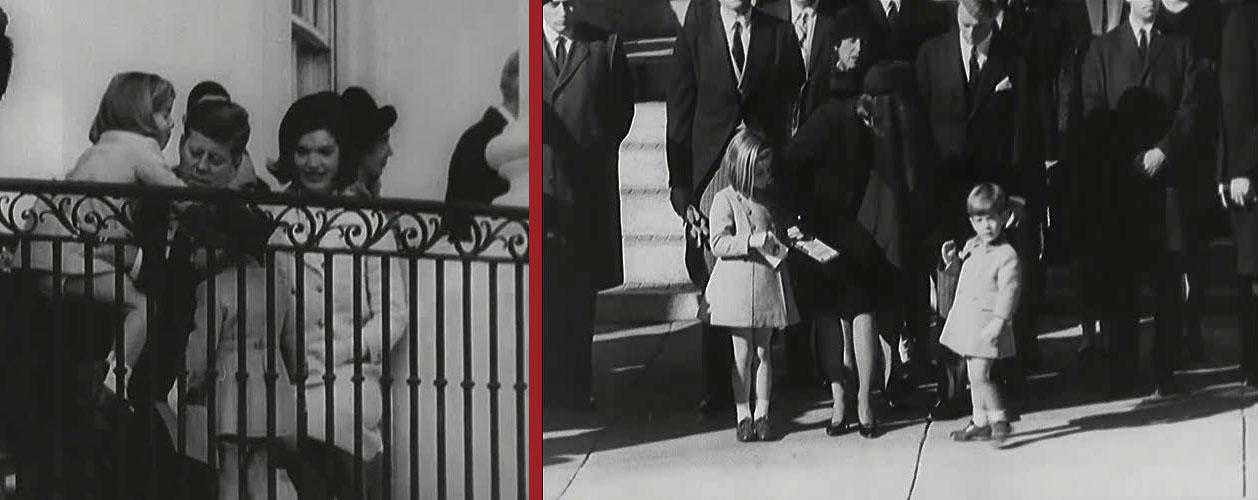 Dallas 22 novembre 1963, gli Stati Uniti iniziano a piangere JFK