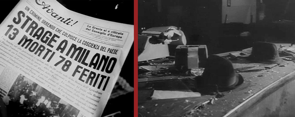 12 dicembre 1969, una bomba esplode a Milano