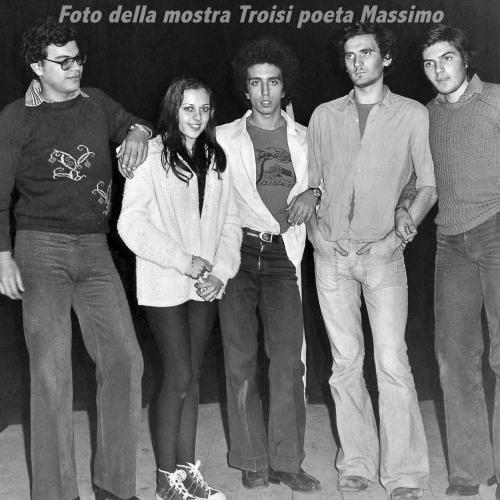 I ragazzi del Centro Teatro Spazio - anni '70, famiglia Troisi