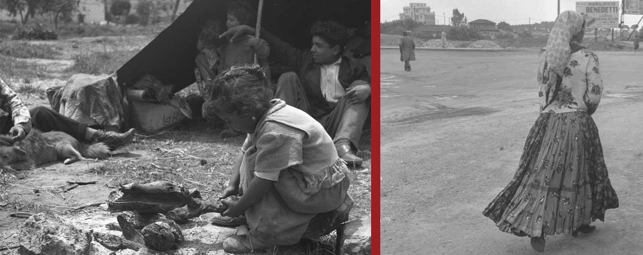 Il dopoguerra, gli zingari e l'Europa