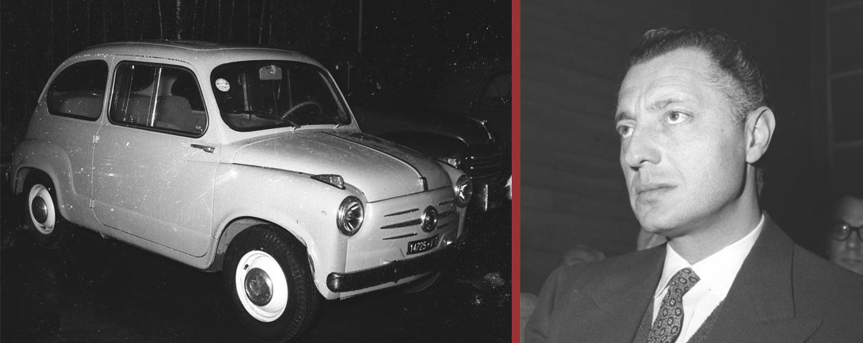 Luce sulla Fiat
