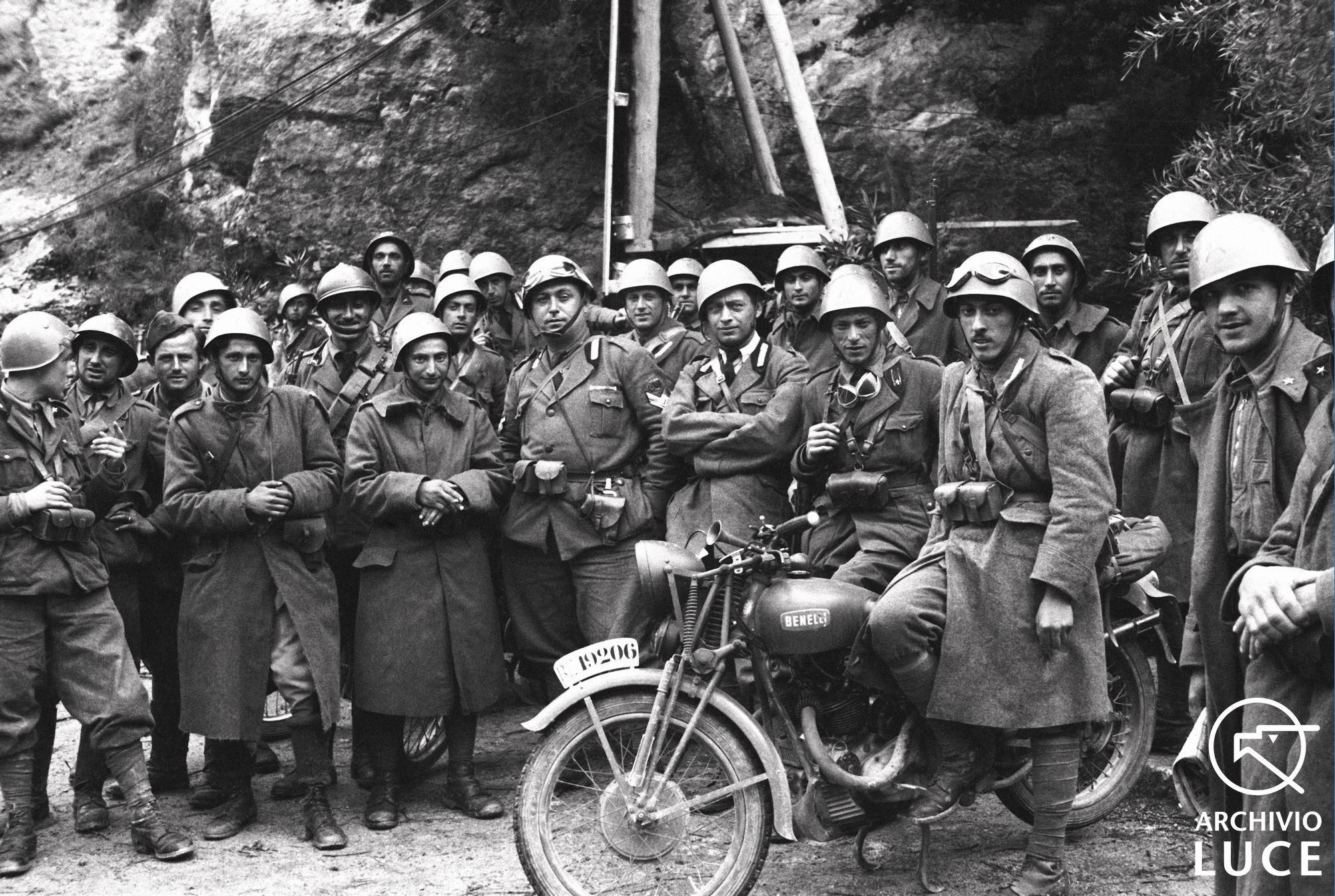 La Seconda Guerra Mondiale Archivio Storico Istituto Luce