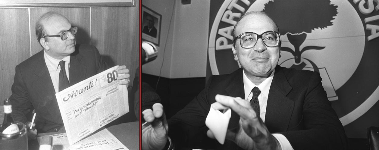 Bettino Craxi, il Ghino di Tacco della politica italiana