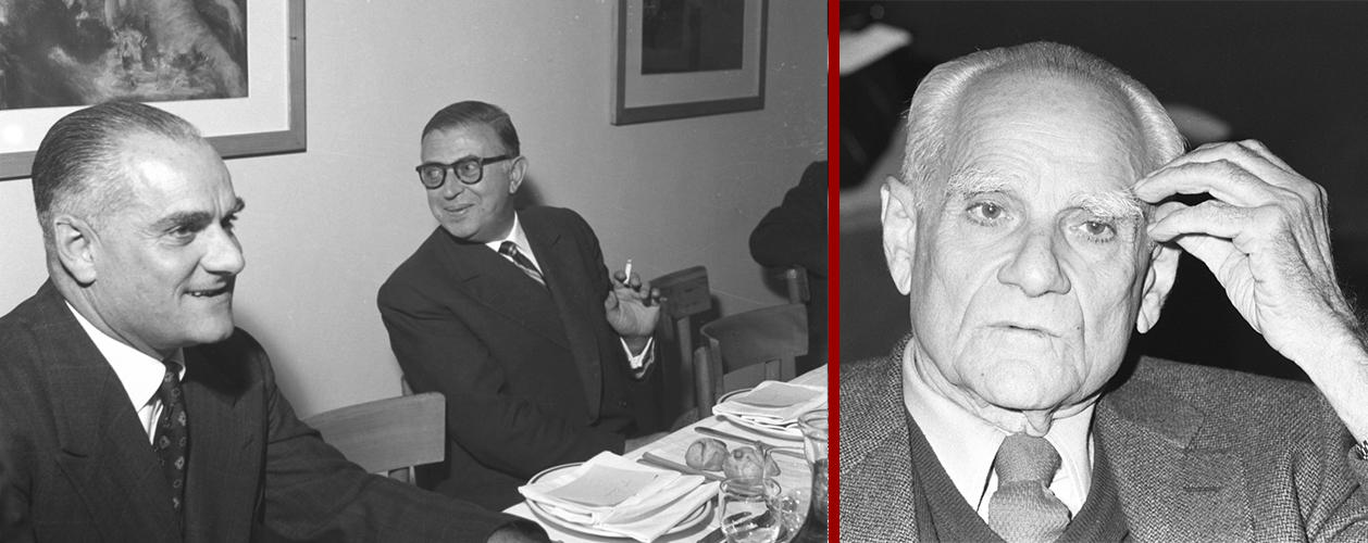 Trent'anni senza Alberto Moravia