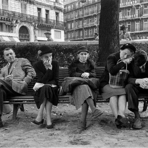 10 Parigi, 1955
