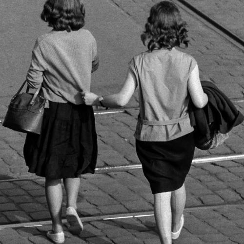 13 Berlino est, 1957